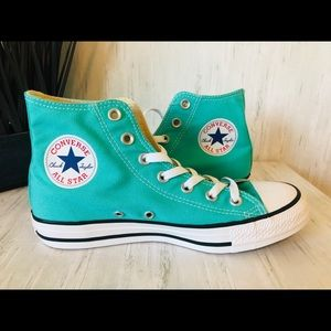 Converse Chuck Taylor All Stars Pure Teal High Top